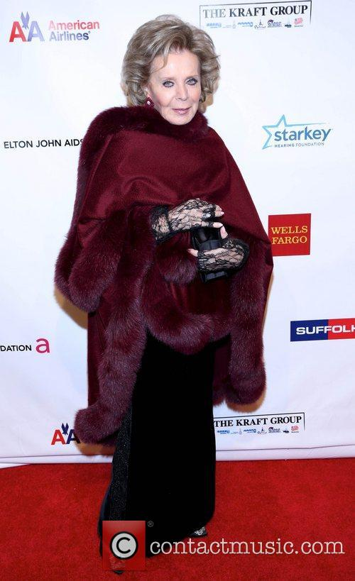 Lily Safra The Elton John AIDS Foundation's 11th...