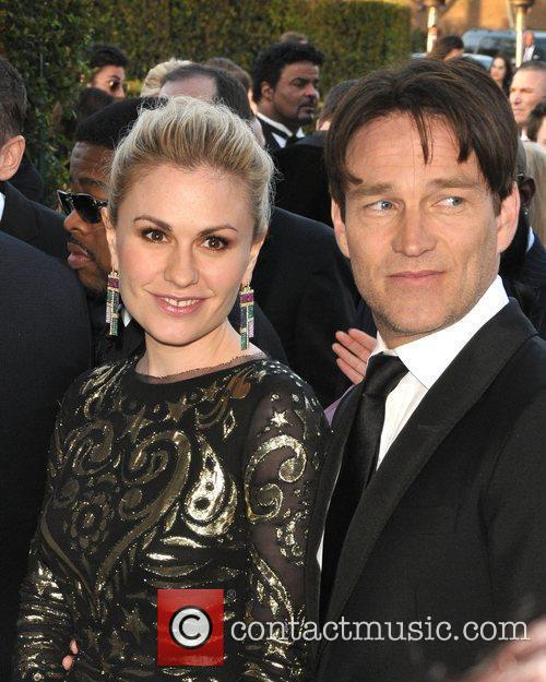 Anna Paquin and Stephen Moyer  The 20th...