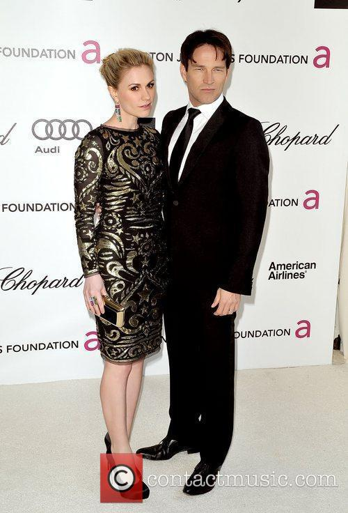 Anna Paquin and Stephen Moyer 1