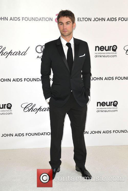 Chace Crawford  The 20th Annual Elton John...