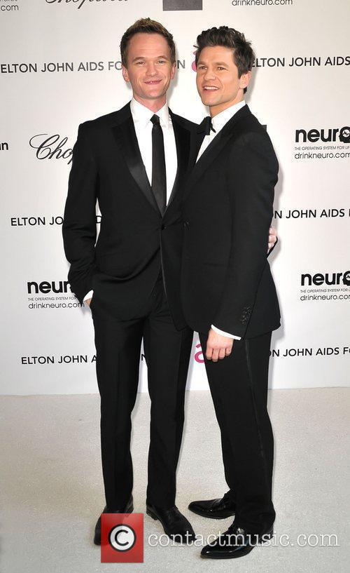 Neil Patrick Harris and David Burtka 2