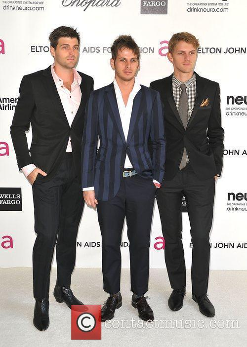 Foster the People  The 20th Annual Elton...