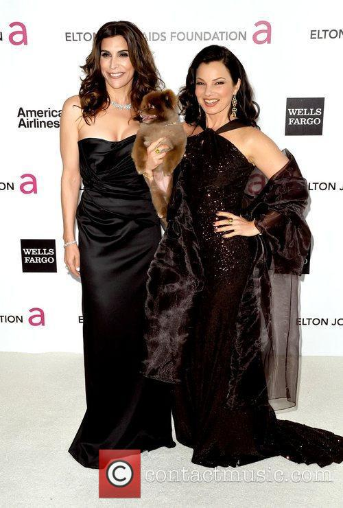 Jo Champa and Fran Drescher  The 20th...