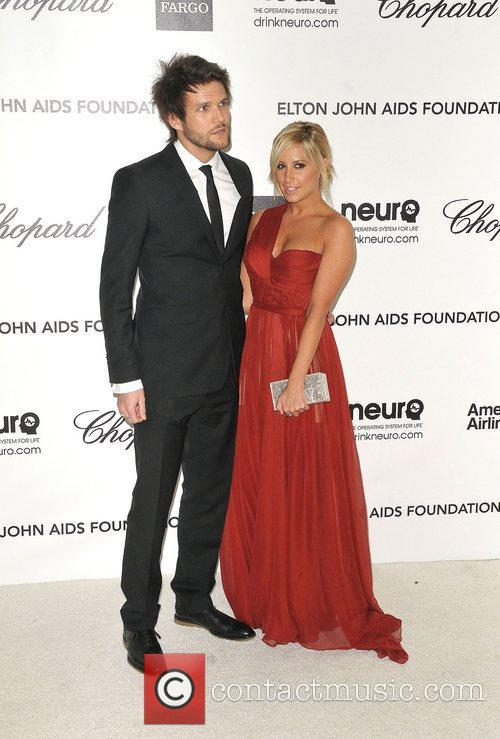 Martin Johnson and Ashley Tisdale  The 20th...