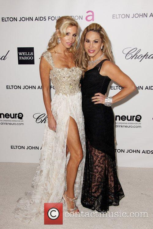 Adrienne Maloof and Camille Grammer The 20th Annual...