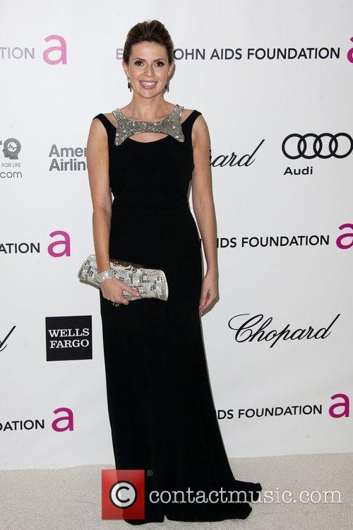 Carly Steel The 20th Annual Elton John AIDS...