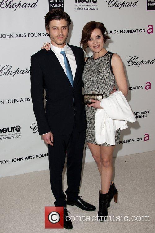 Francois Arnaud and guest The 20th Annual Elton...
