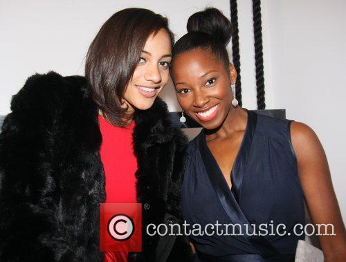jamelia elvira vintage pop up launch party london 4157656