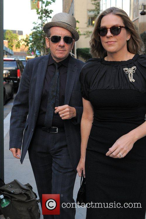 Elvis Costello and Diana Krall 3