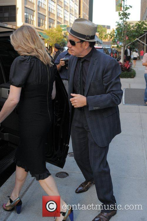 Elvis Costello and Diana Krall 4
