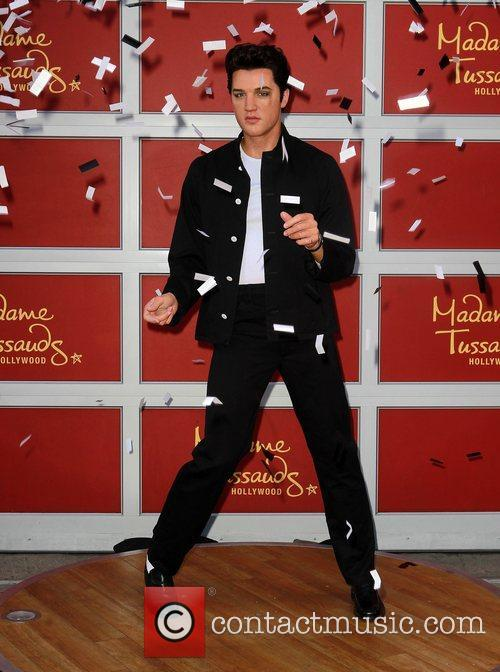 Elvis Presley Wax Figure 3