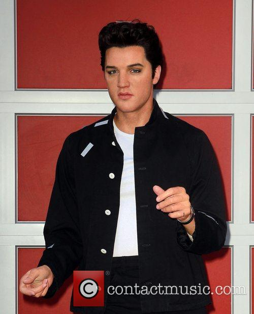 Elvis Presley Wax Figure 4