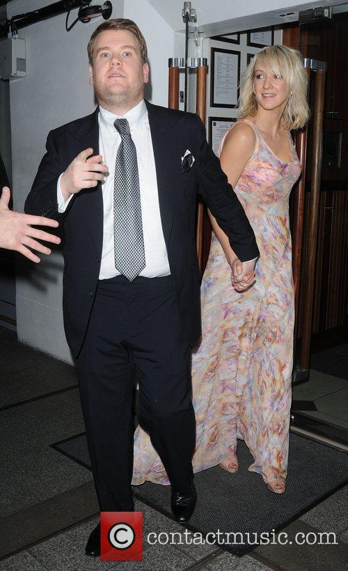 James Corden and Embassy Club 5