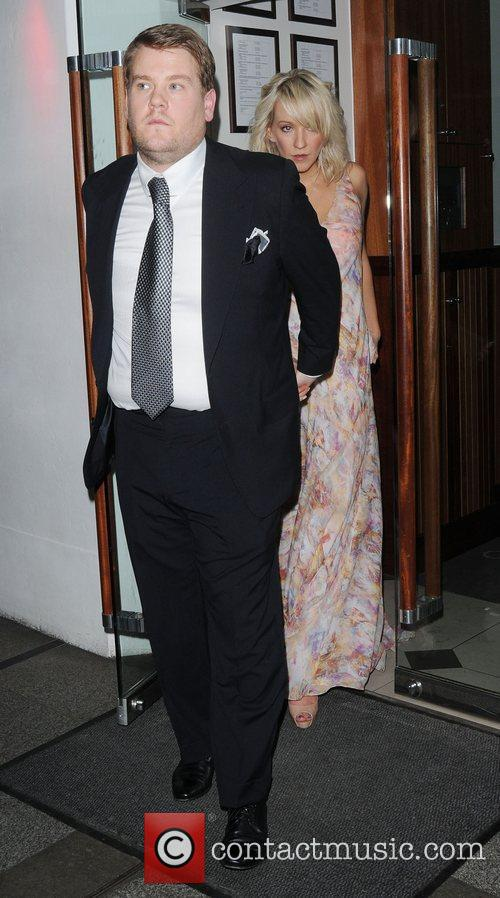 James Corden and Embassy Club 6