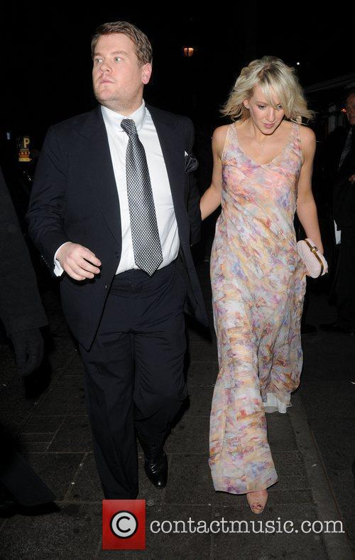 James Corden and Embassy Club 7