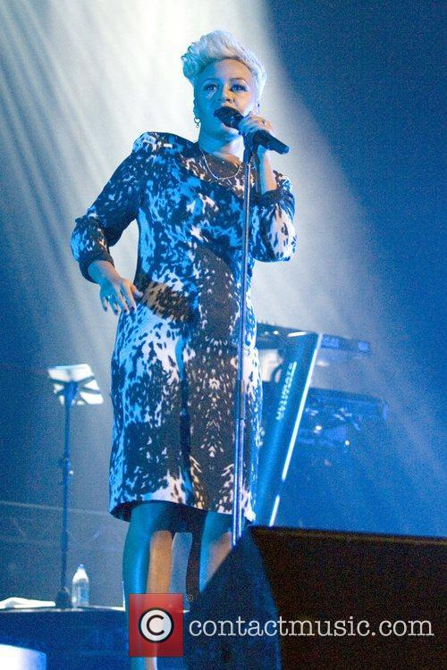 Emeli Sande and Clyde Auditorium 10
