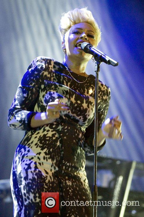 Emeli Sande and Clyde Auditorium 9