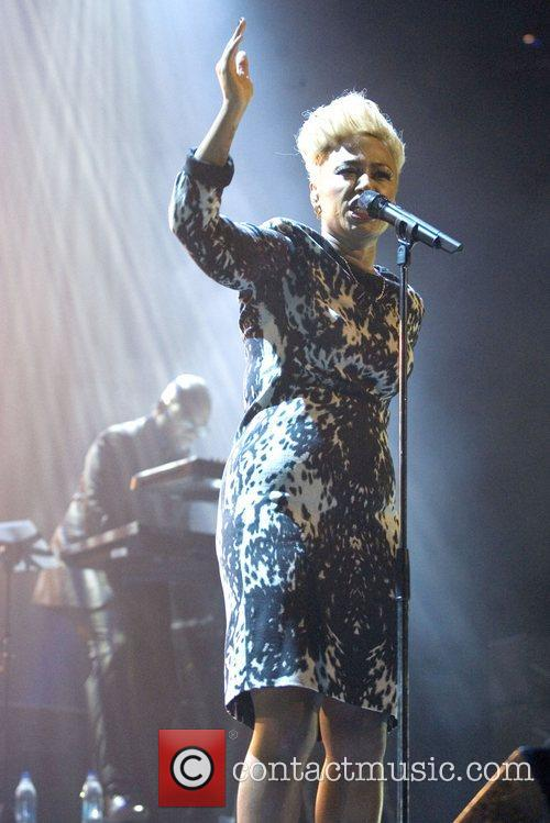 Emeli Sande and Clyde Auditorium 4