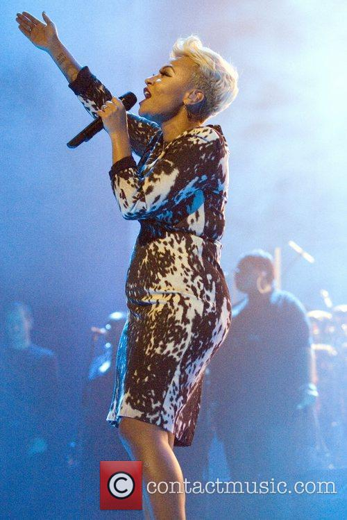 Emeli Sande and Clyde Auditorium 1