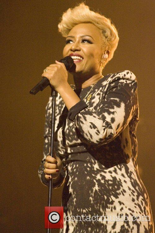 Emeli Sande and Clyde Auditorium 8