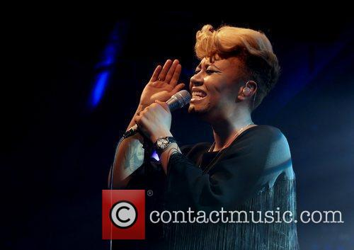 Emeli Sande Performing at O2 Academy Liverpool, England