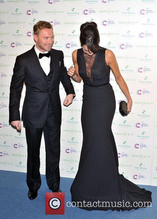 Ronan Keating and Christine Bleakley 7