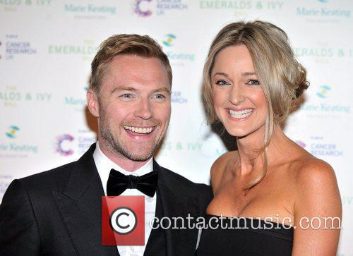 Ronan Keating and Storm Uechtritz 4