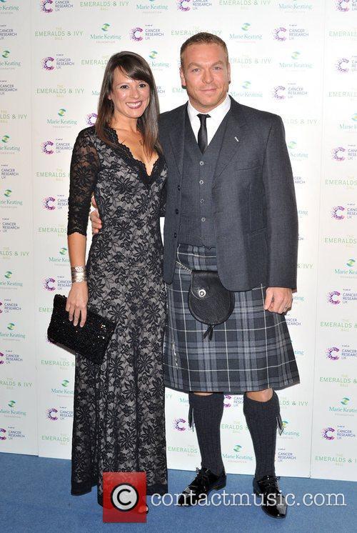 Sir Chris Hoy and guest Ronan Keating's...