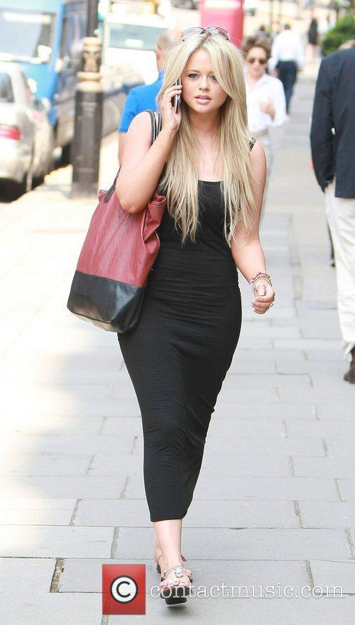 emily atack out and about in mayfair 3905581