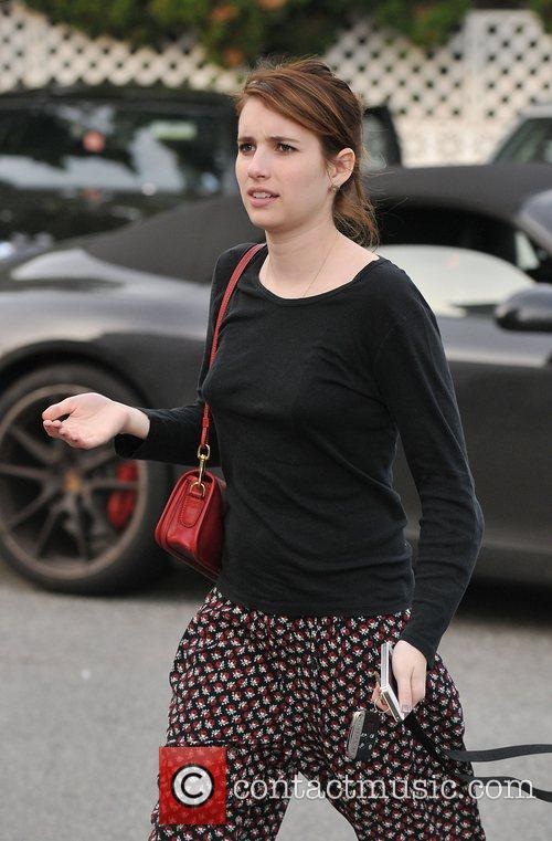Emma Roberts, Bristol Farms and West Hollywood 2