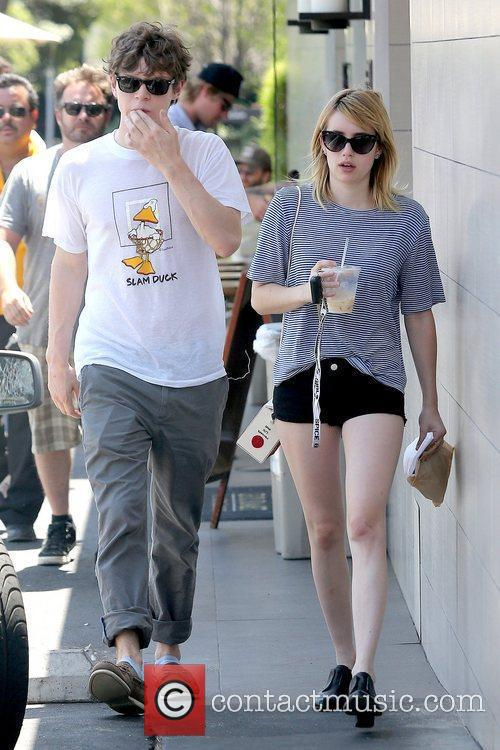 Evan Peters and Emma Roberts 15
