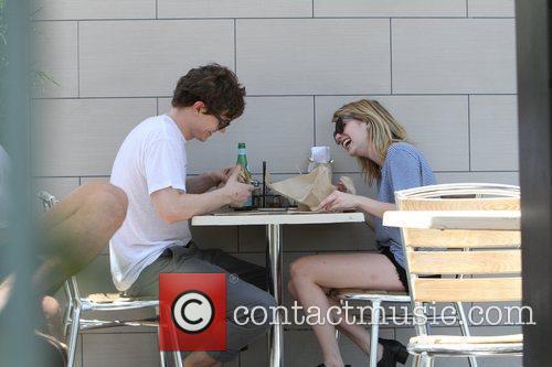 Evan Peters and Emma Roberts 24