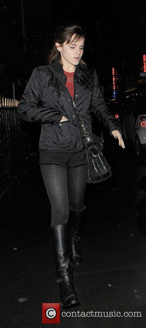 Emma Watson and Soho 5