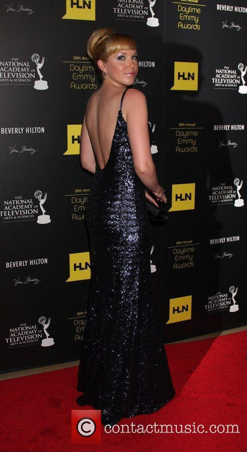 adrienne frantz 39th daytime emmy awards arrivals 3962623