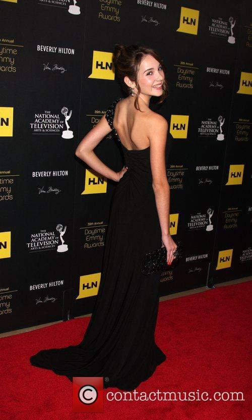 Haley Pullos and Daytime Emmy Awards 1