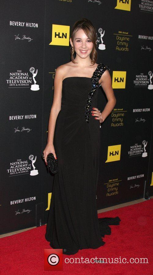Haley Pullos and Daytime Emmy Awards 3