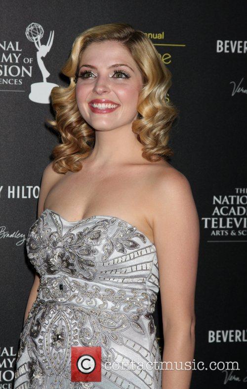 Jen Lilley  39th Daytime Emmy Awards -...