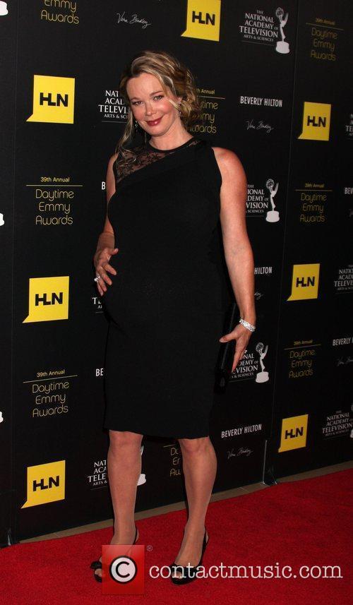 Jennifer Gareis  39th Daytime Emmy Awards -...
