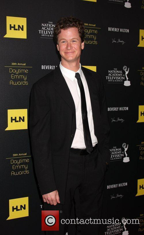 Jonathan Mangum  39th Daytime Emmy Awards -...