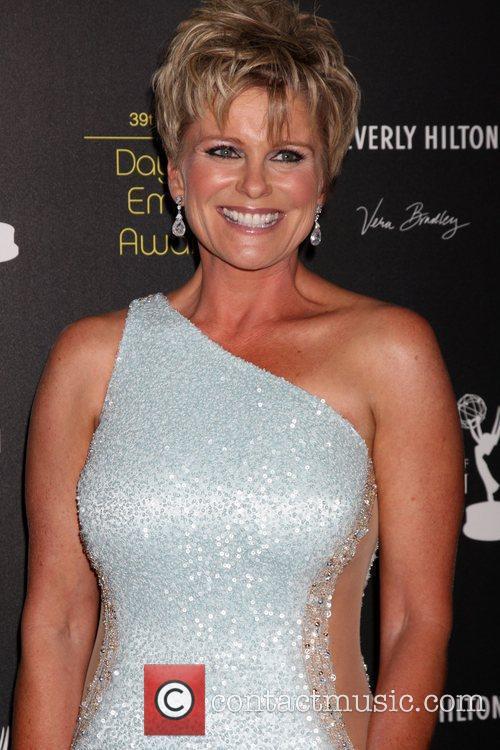 Judi Evans  39th Daytime Emmy Awards -...