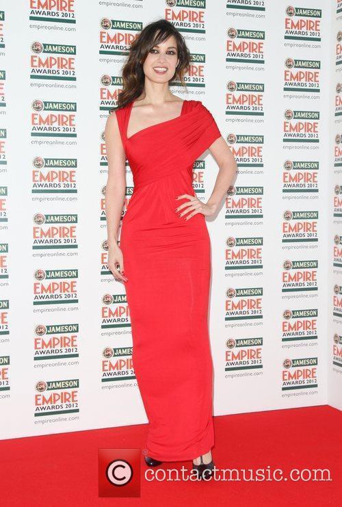Berenice Marlohe The Empire Film Awards 2012- Arrivals...