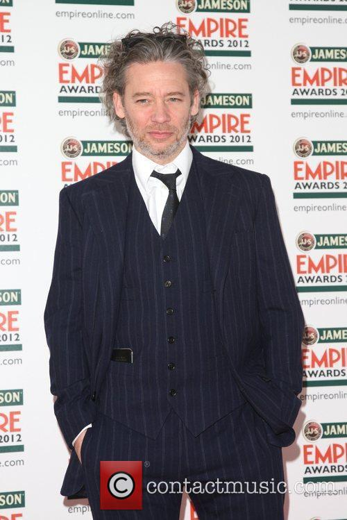 Dexter Fletcher The Empire Film Awards 2012- Arrivals...