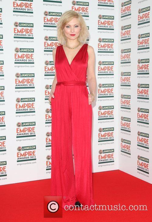 MyAnna Buring The Empire Film Awards 2012- Arrivals...