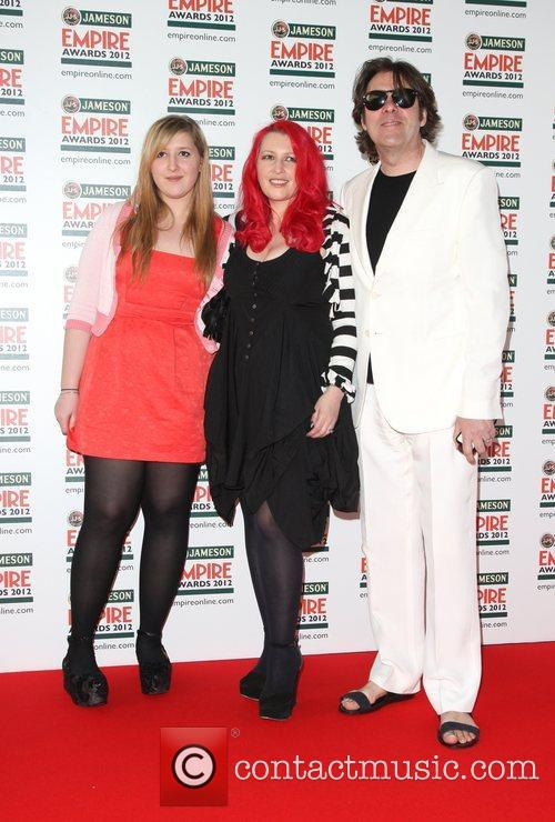 Jane Goldman and Jonathan Ross 1