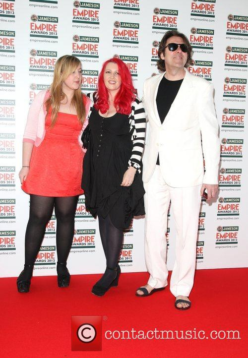 Jane Goldman and Jonathan Ross 3