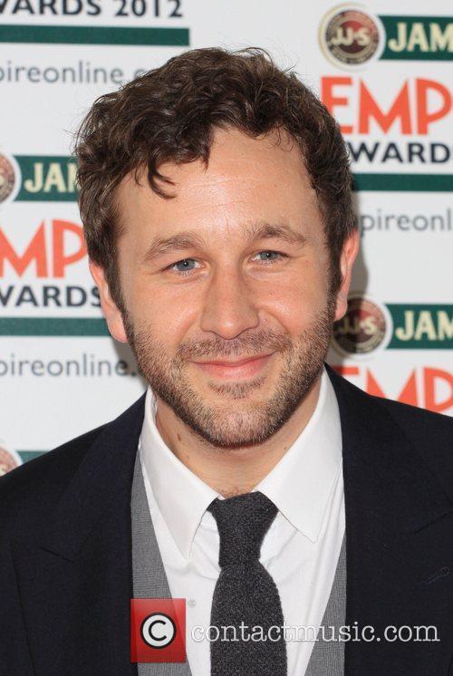 Chris O'Dowd The Empire Film Awards 2012- Arrivals...
