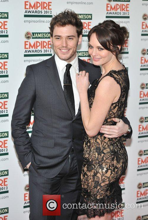 Laura Haddock and Sam Claffin The 2012 Jameson...