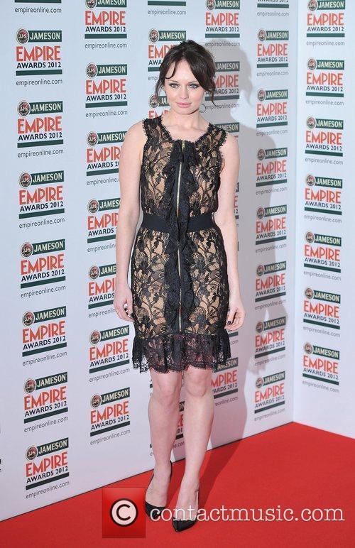 Laura Haddock The 2012 Jameson Empire Awards held...