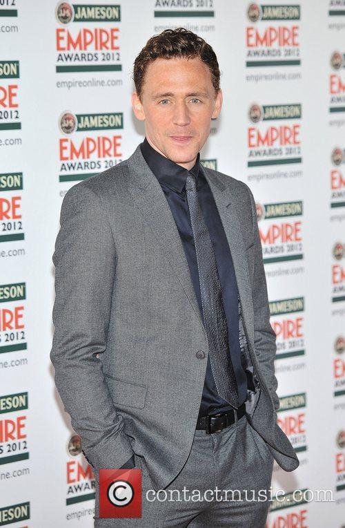 Tom Hiddleston and Grosvenor House 2