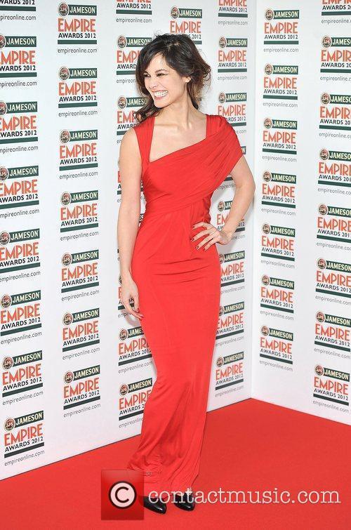 Berenice Marlohe The 2012 Jameson Empire Awards held...